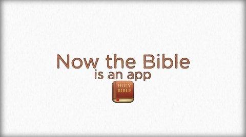 Versión móvil de la Biblia