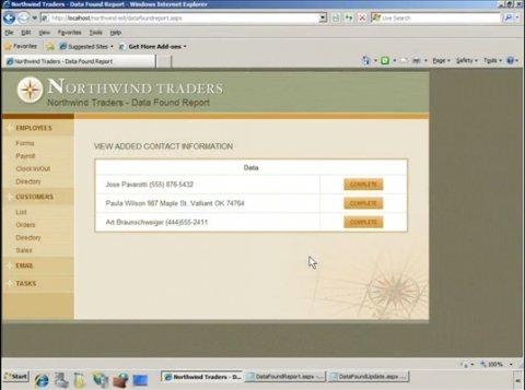 Web Slice en Internet Explorer 8