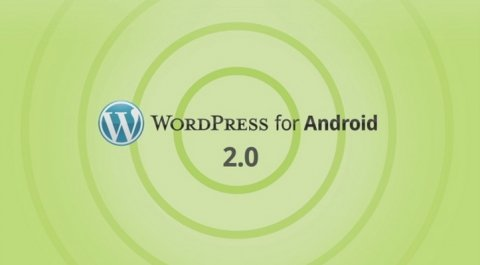 WordPress para dispositivos Android
