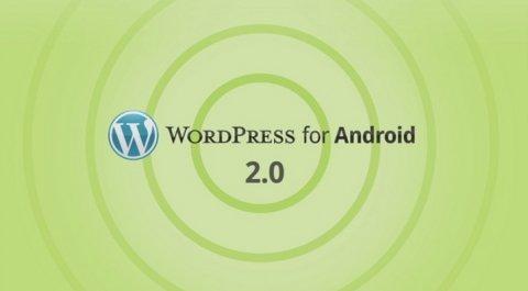 WordPress para dispositivos Android